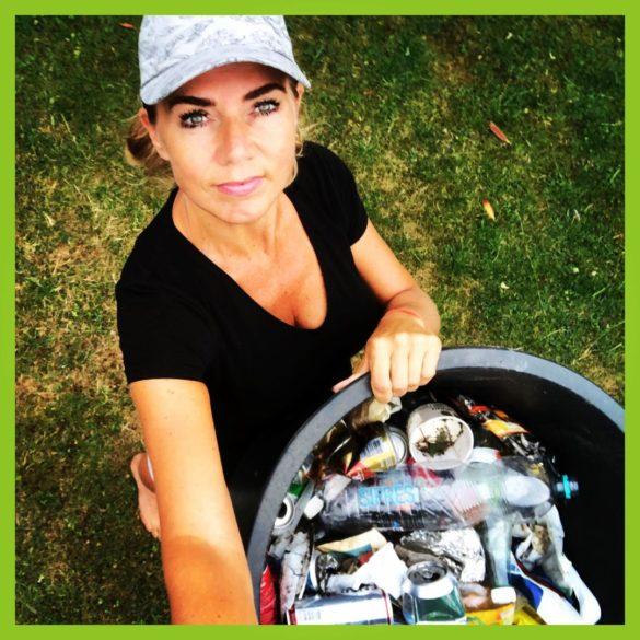 Plastic opruimen